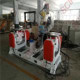 山东临沂 双轴焊接变位机M型 伺服自动焊接机器人