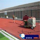 界首市羽毛球场塑胶跑道来电咨询 幼儿园运动跑道生产厂家