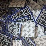 铝牌印刷 铝牌蚀刻 铝制金属标牌 二维码标签