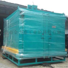 东莞金力泰RT6-35-3箱式铝合金时效炉