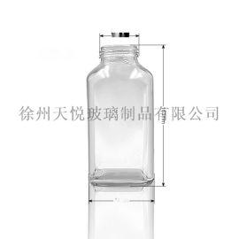 500ml方瓶,星巴克飲料瓶,奶瓶