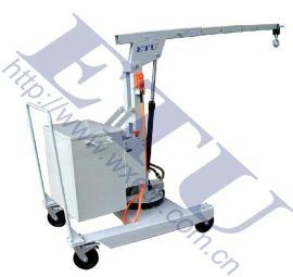 ETU易梯优, 旋臂小吊车 移动旋臂吊 旋臂吊机 可移动 360度旋转