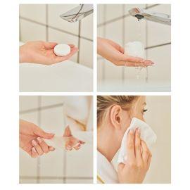 一次性壓縮浴巾純棉浴巾酒店旅行戶外洗臉巾母嬰用品OEM貼牌代工