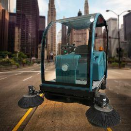电动扫地车驾驶式大型扫地机物业保洁道路清扫车扫路车