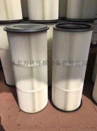 除尘设备配件  优质滤筒  聚酯纤维各种材质供应