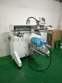 煤气罐丝印机曲面丝印机半自动圆面滚筒印刷机