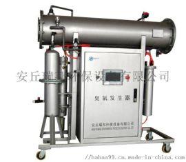 安丘瑞邦中型PLC自动控制水冷臭氧发生器