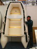 4人充气冲锋舟塑钢地板系列橡皮艇冲锋舟