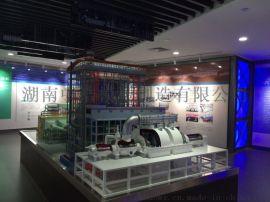湖南中浩为您专业定做火电厂模型风力发电模型