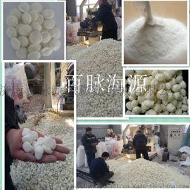 型煤胶粉粘合剂预糊化淀粉 预糊化淀粉膨化机