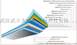 武汉厂家定制防火阻燃铝塑板
