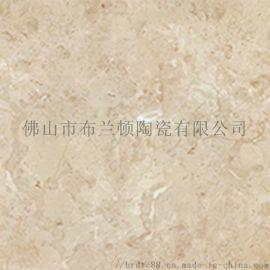 布兰顿陶瓷BC80121波斯米黄通体大理石瓷砖。