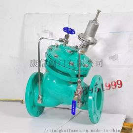 厂价直销AX742X隔膜式安全泄压持压阀