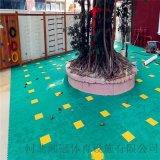 衡水市氣墊懸浮地板籃球場塑膠地板拼裝地板