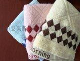 廠家直銷32股提花純棉毛巾 超市勞保純棉毛巾