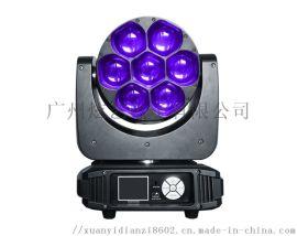 M WASH 740Z 7颗40W摇头灯