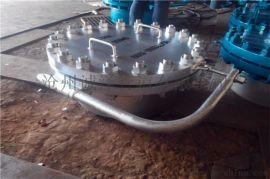 洛阳矩形保温人孔的用途及安装