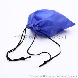 束口袋抽绳包牛津布袋尼龙背包涤纶袋可定制logo