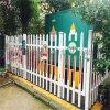 pvc变压器围栏 花坛栅栏 公园围栏