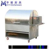 全自动烤全羊机器多少钱|电烤全羊的机器|烤羊腿烤全羊一体机