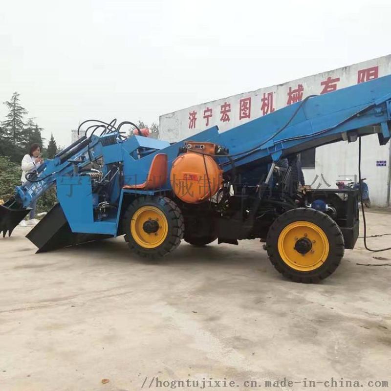 煤矿用耙装机 贵州矿区**扒渣机 小型40耙渣机
