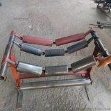 一米皮带机挂钩三联托辊 机尾托辊 标准三联托辊
