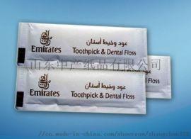 供应山东中产餐具包装袋定制印刷