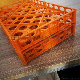 42枚鸭蛋托 塑料蛋托生产厂家 鸭蛋运输托盘