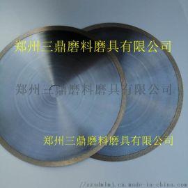大直径超薄烧结金刚石300mm氧化锆陶瓷开槽片