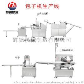 广州市辉德机械包子生产线