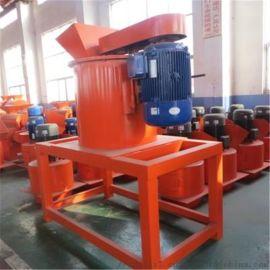 黏土炉渣链板粉碎机 有机肥生产线必备粉碎机 大型移动链式粉碎机