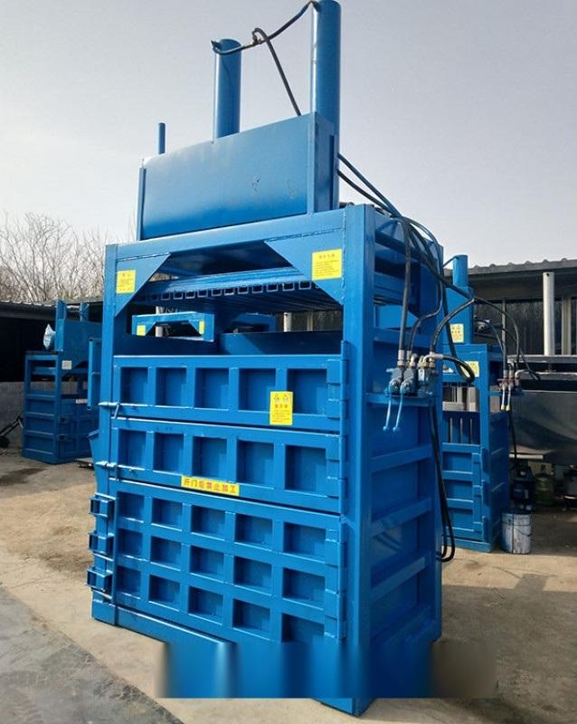 小型廢紙壓塊機 鐵皮液壓壓塊機 液壓棉花壓塊機廠家