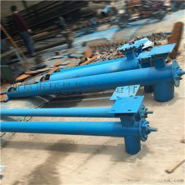 不锈钢螺旋提升机U型管式无轴污泥螺旋输送机