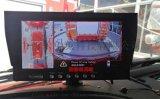 消防車4路高清360度全景行車記錄系統方案