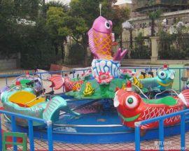 新型鲤鱼跳龙门 生产厂家 灯光 遥控 旋转玩具