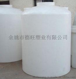 PE化工储罐、液体酸碱储存罐PT1T-50T规格进口PE原料制作