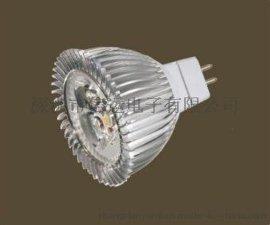 LED射灯/LED商业照明用灯/led spot light/AC12V  MR16/1W/MR16/3W