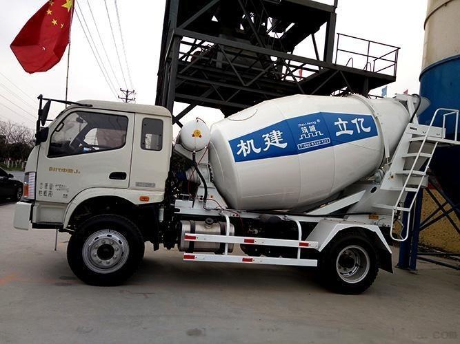 8方混凝土搅拌运输车郑州亿立实业有限公司制造,价格便宜,质量优,8方罐车,品牌:亿立