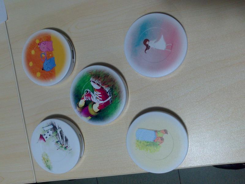 深圳廠家設計製作DIY手機充電寶 來圖定制禮品移動電源