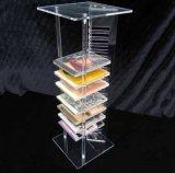 有机玻璃陈列架 欧美创意亚克力书架订制 办公用品