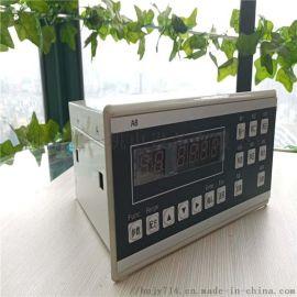 郑州海富xk3160a8配料显示控制仪表操作步骤