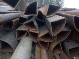 供应扇形管 面包管 蘑菇管 八字管 六角管