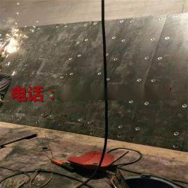 upe耐磨阻燃挡煤板 黑色煤仓衬板耐磨滑板