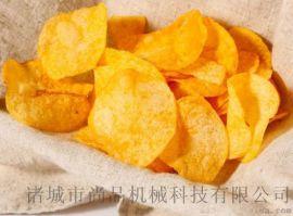 红薯片油炸锅厂家直销 环保刮渣山药片油炸机