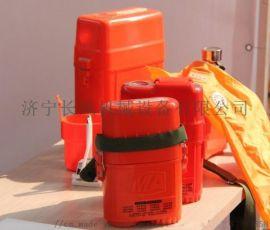 长风机械30分钟压缩氧自救器生产 压缩氧自救器厂家