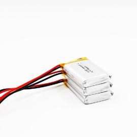 103048-1400mah3.7V聚合物 电池