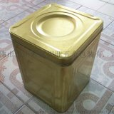 16L 酥油猪油包装罐 天地盖马口铁罐专业定制