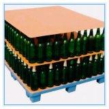 白酒 啤酒玻璃瓶墊板 可週轉使用 PP中空板材質