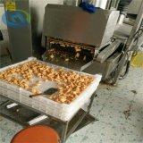 焦嫩鸡米花上粉机 全自动鸡米花油炸生产线