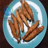 海苔雞柳上糠機  海苔雞柳油炸機  海苔雞柳裹糠機